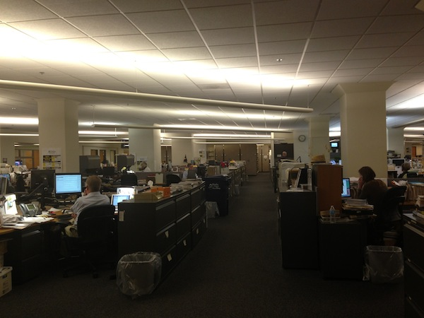 milwaukee-journal-sentinal-newsroom