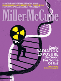 Miller-McCune cover for January-February 2012 issue