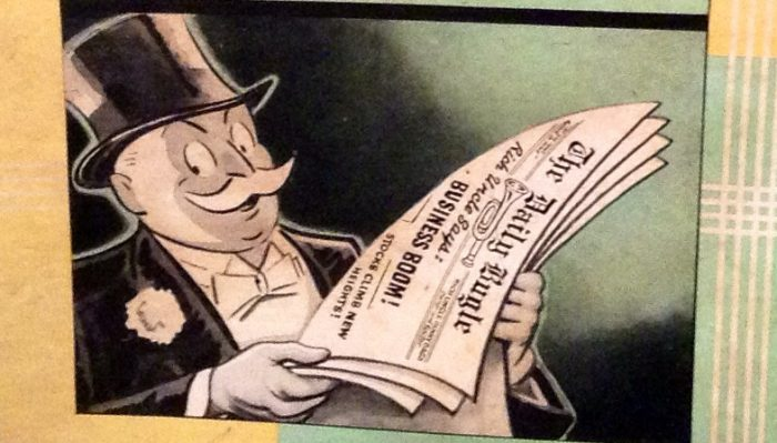 Why do billionaires decide to buy newspapers (and why should we be happy when they do)?