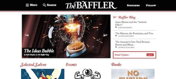 new baffler