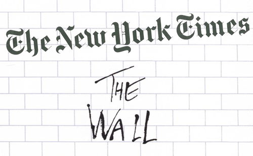 NYTimes' The Wall