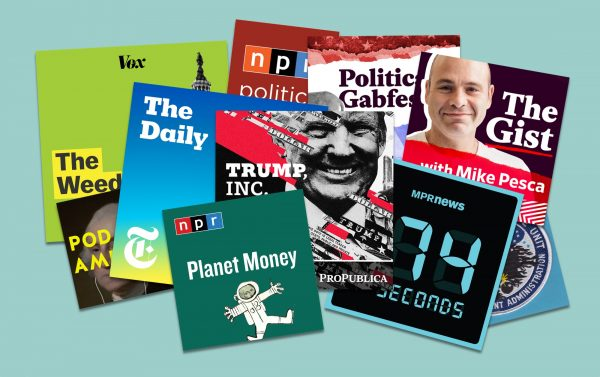 Which podcasts have truly shaped the medium? And do they fit in convenient list form?