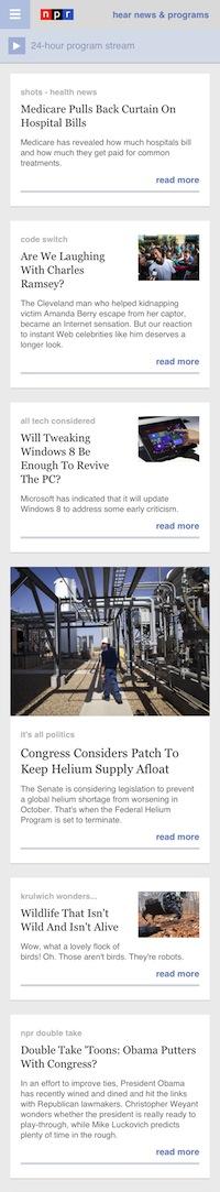 npr-mobile-site-screenshot