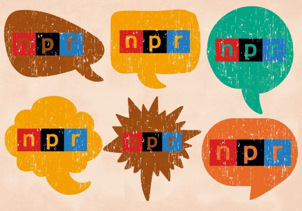 What do authority and curiosity sound like on the radio? NPR has been expanding that palette from its founding