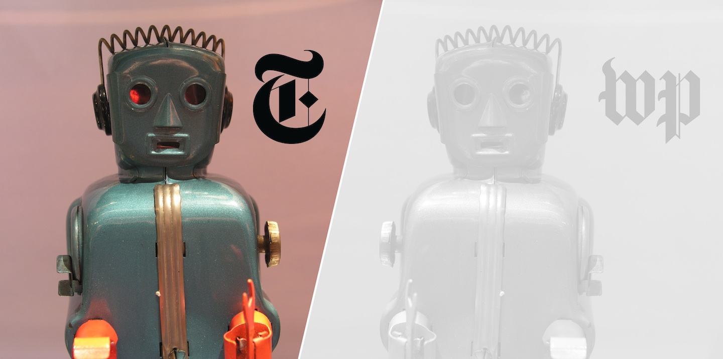This is how The New York Times is using bots to create more one-to