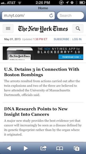nytimes-mobile-redesign