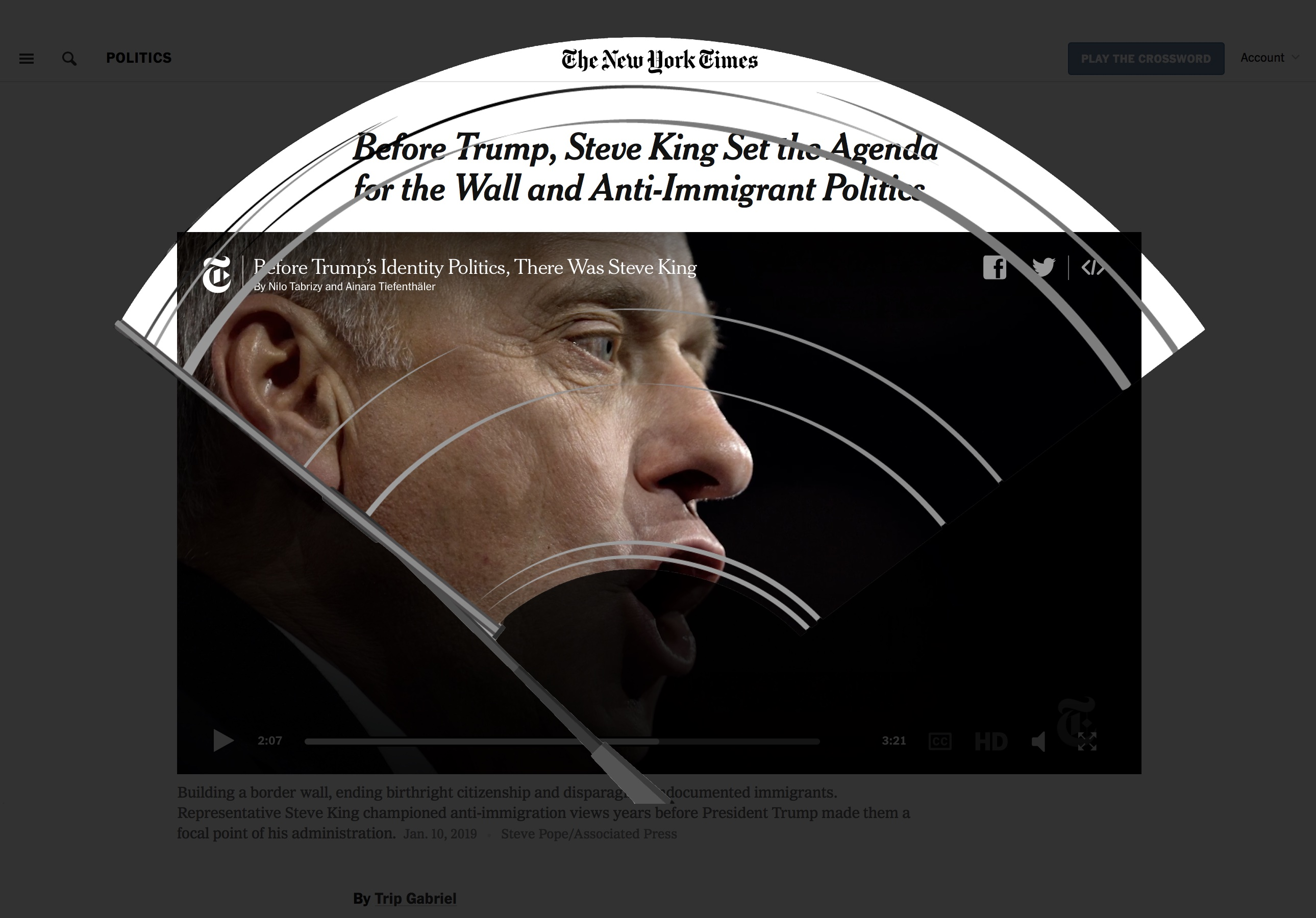 At Last New York Times Gets Serious >> The New York Times Politics Editor Is Building Trust By Tweeting