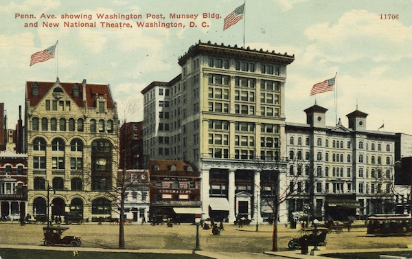 old-washington-post-building