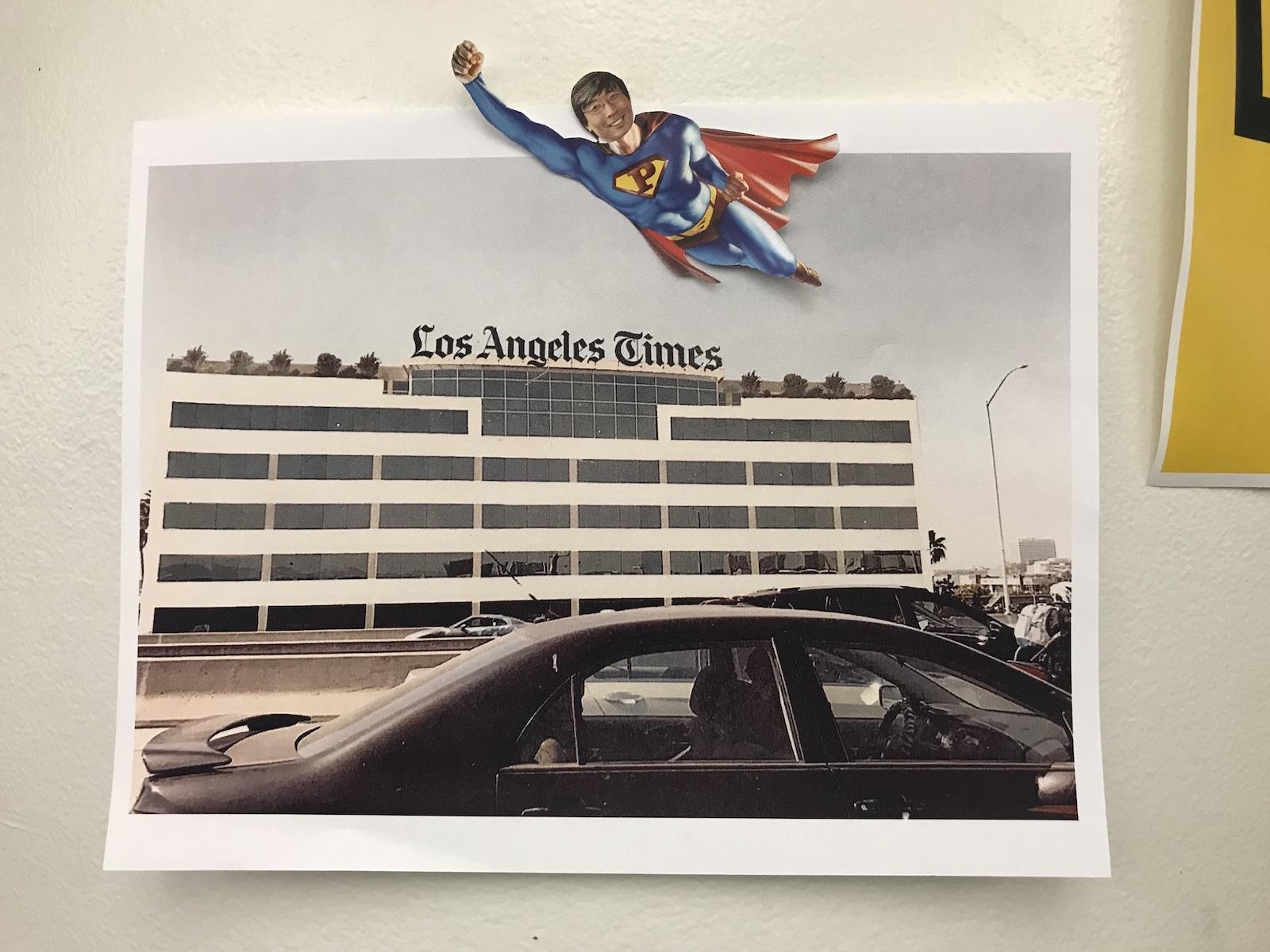 Newsonomics: Patrick Soon-Shiong on the L A  Times