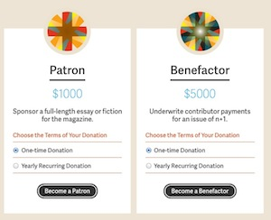 patron:benefactor