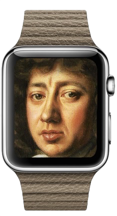pepys-apple-watch