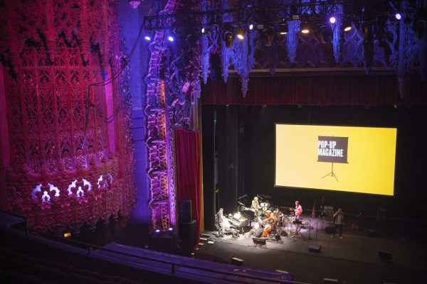 Putting news on stage: Bringing journalism back to the theater as a public space