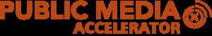 Public Media Accelerator logo