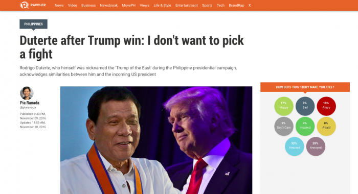 Facebook rules the Internet in the Philippines. Rappler walks the line  between partnership and criticism » Nieman Journalism Lab