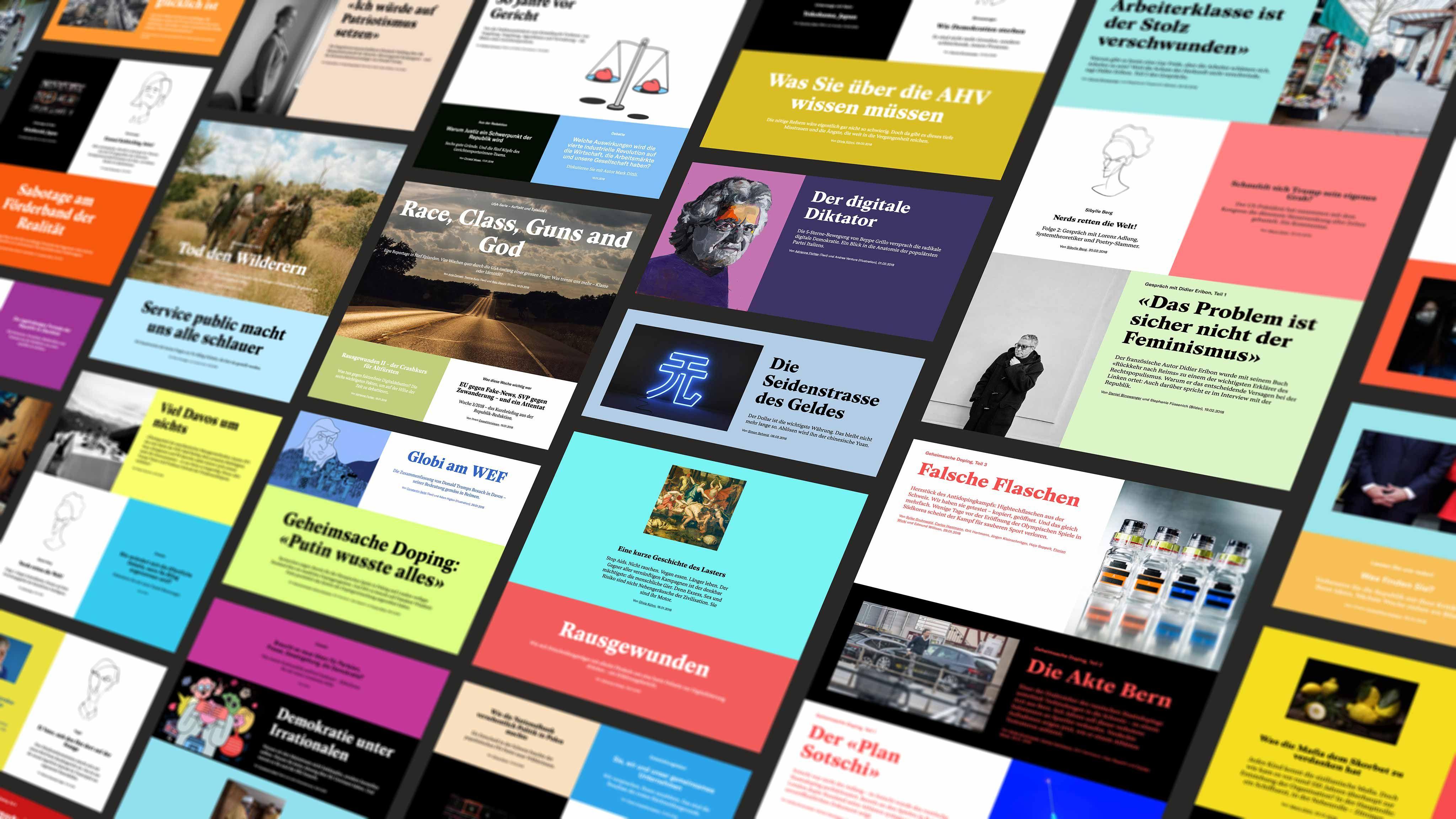 After crowdfunding success, Swiss magazine Republik charts a course ...