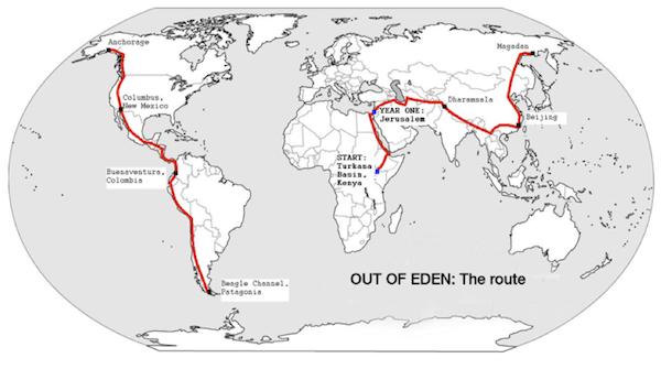 Paul's Route