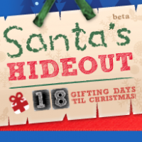 Santa's Hideout screen shot