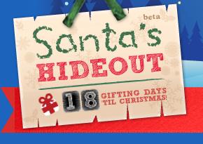 Santa's Hideout screen shot