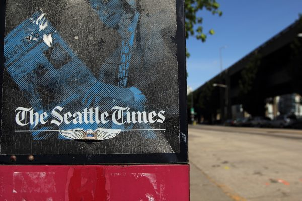 How The Seattle Times is working with the Seattle Foundation to raise millions for its investigative work
