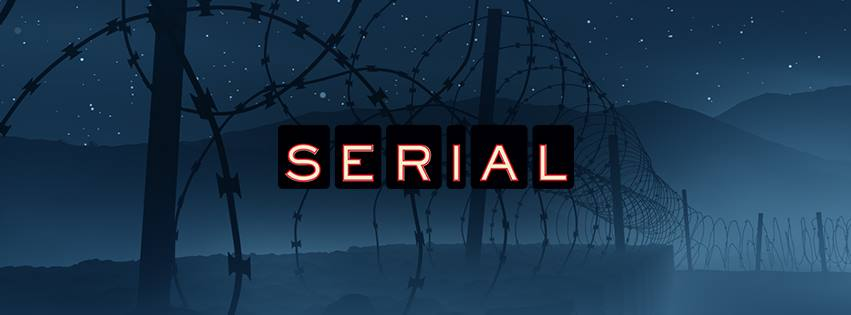 Serial season 2 starts today, with podcast previews on Facebook