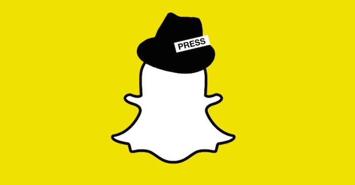 Image result for snapchat journalism