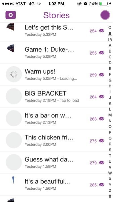 snapchat-view-stats