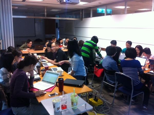 taiwan-data-journalism-workshop