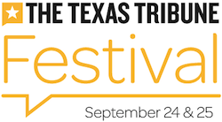 Texas Tribune Festival logo