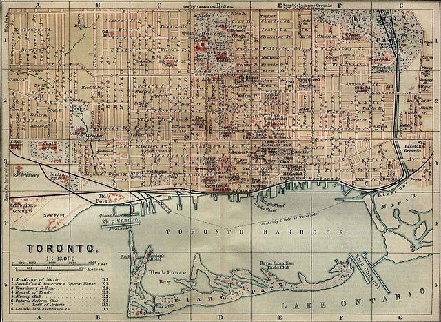 toronto-map