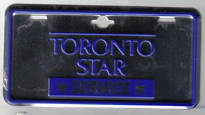 toronto star service