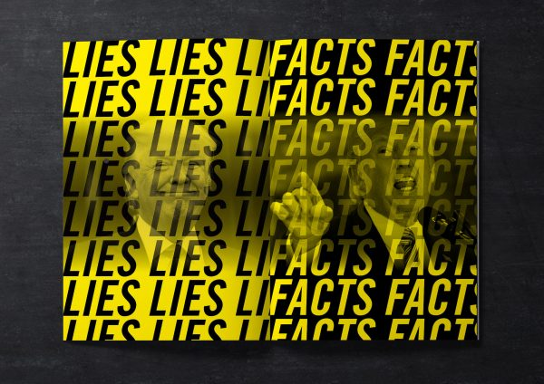 News outlets are getting (somewhat) better at handling Trump's false statements, a study shows