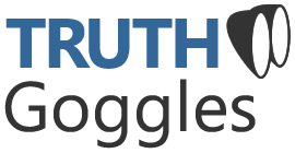 Truth Goggles logo