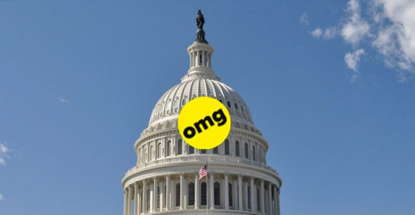U.S. Capitol OMG