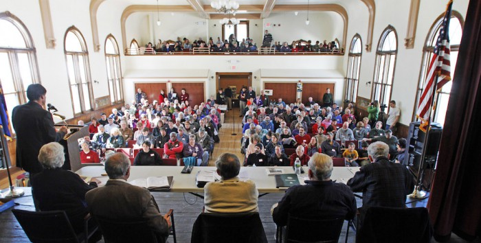 vermont-town-hall-meeting-community-democracy-ap