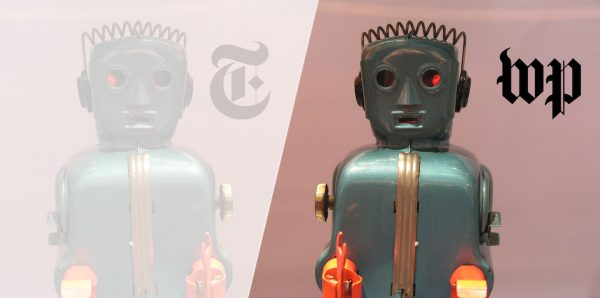 These are the bots powering Jeff Bezos' Washington Post efforts to build a modern digital newspaper
