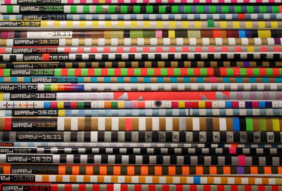 Wired » Nieman Journalism Lab » Pushing to the Future of Journalism