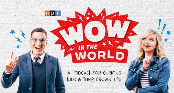 NPR's first kid-focused podcast is taking some narrative lessons from its adult counterparts » Nieman Journalism Lab