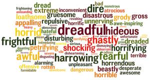 Word clouds considered harmful » Nieman Journalism Lab