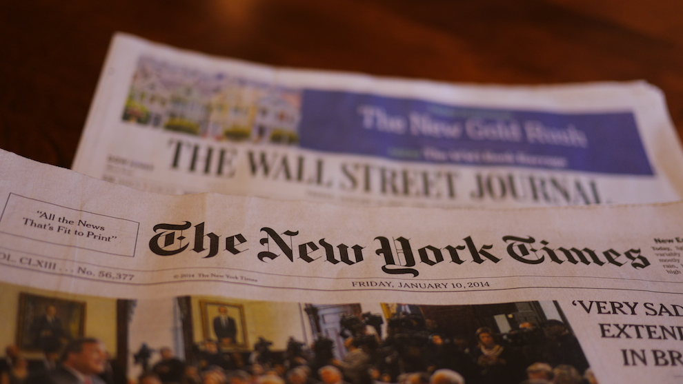 wsj-nyt-competition